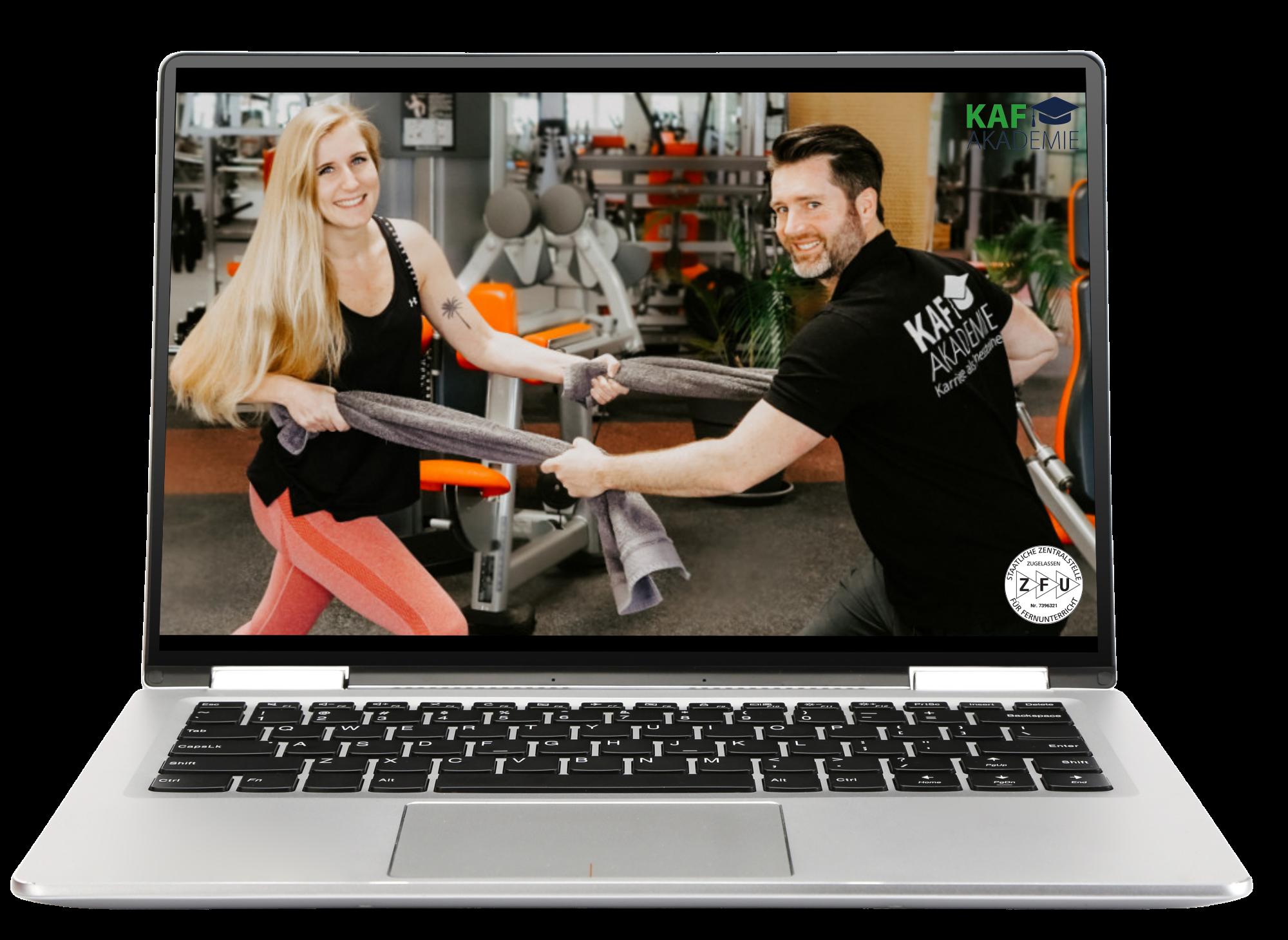 Personal Trainer Lizenz Video